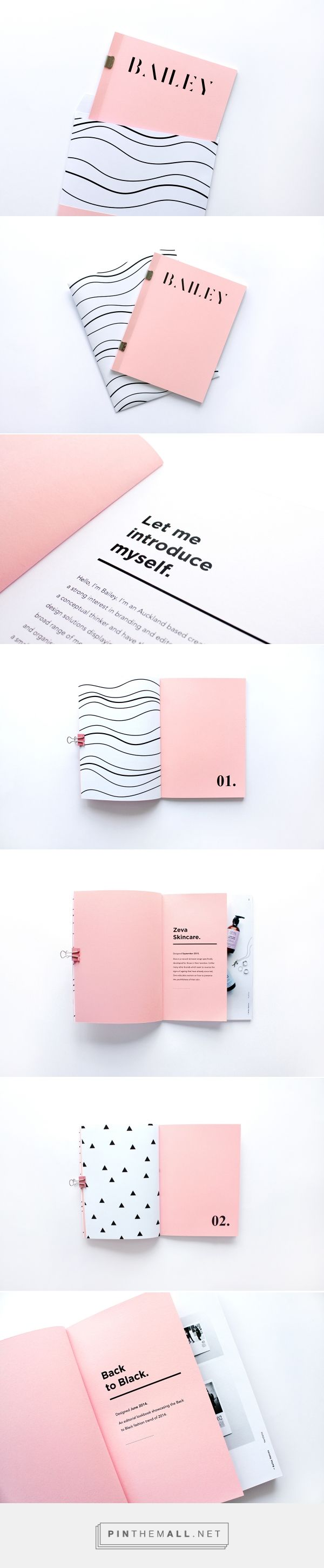 Design Portfolio on Behance... - a grouped images picture - Pin Them All