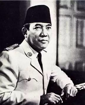 Sukarno (June 6 1901-June 21 1970) was the first President of Indonesia.