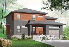 Plan de maison no. W3469 de dessinsdrummond.com