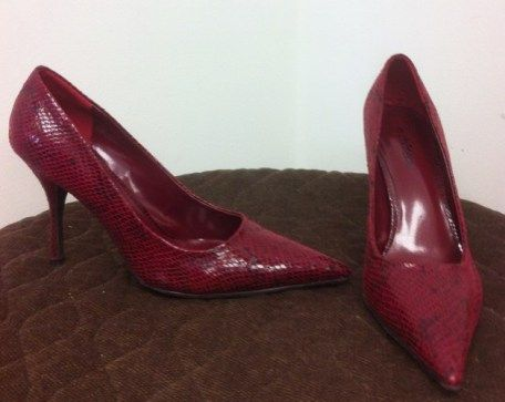 Le Chateau shoes, size 7.5
