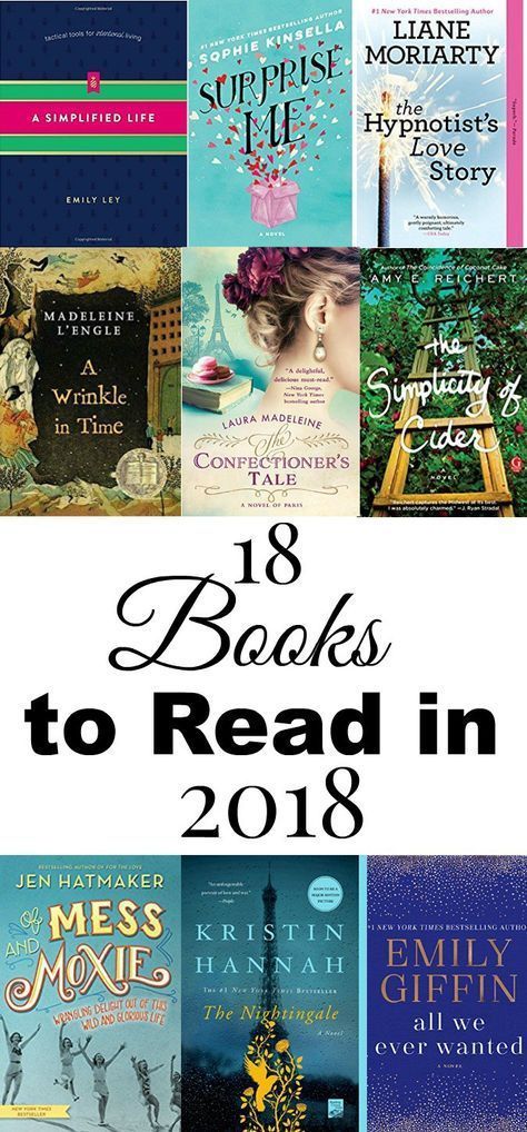 18 Books You Should Read 2018 Books To Read Pinterest Books