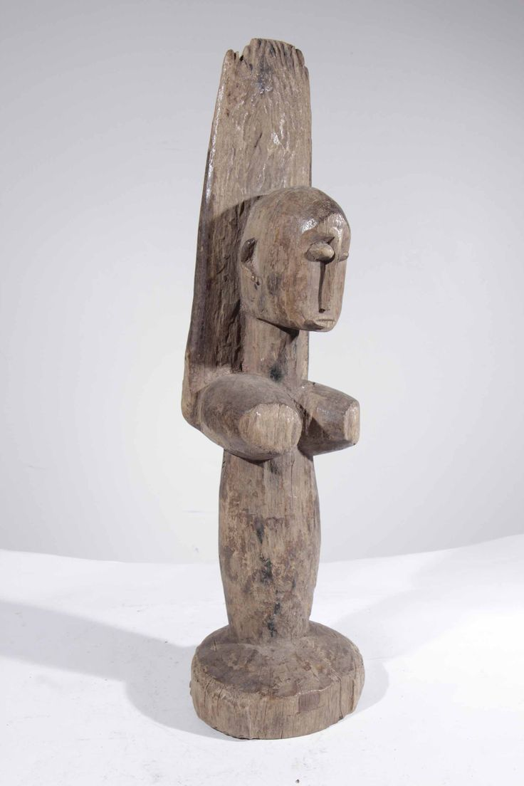 Statue africaine Dogon du Mali 06-2014-044 : Galerie Art Africain : masques et statues africaines, décoration et arts primitifs Afrique