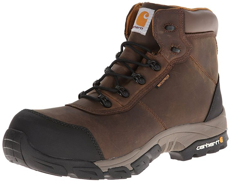 Carhartt Men's CMH6377 6 Inch Composite Toe Boot -- Startling review available here  : Carhartt Boots