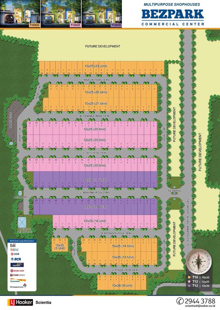 PRICE LIST #6 - BEZPARK Commercial Center, Multipurpose Shophouses @ Balaraja by Paramount Land