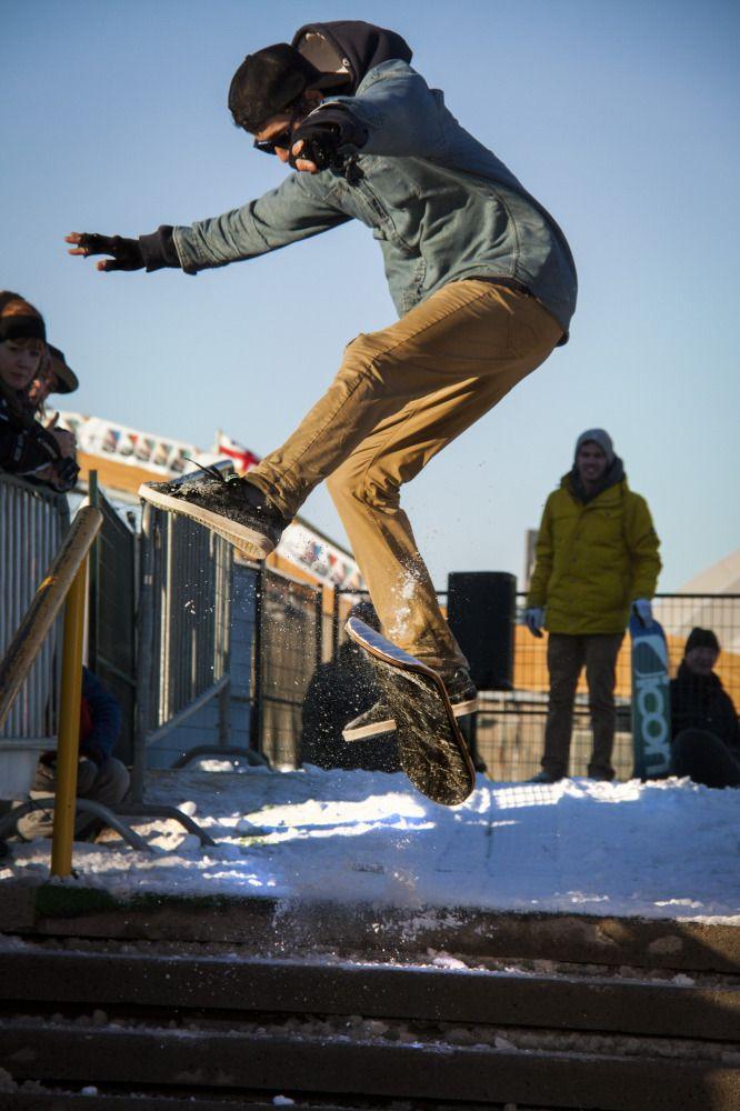 SnowSkate Parc Olympique