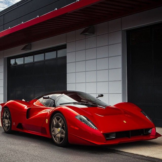 Ferrari P4/5 __________________________ WWW.PACKAIR.COM