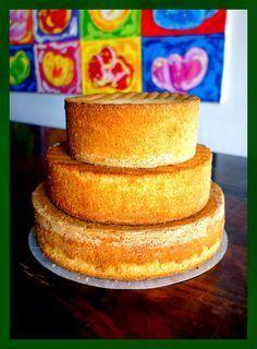 Kuchenfee Lisa: Biskuitboden - Rezept