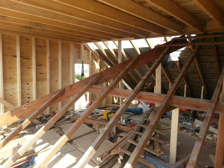 Hip To Gable In Build By Attic Designs Ltd Roof Ideas