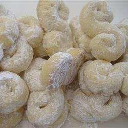 Biscoito de Páscoa grego