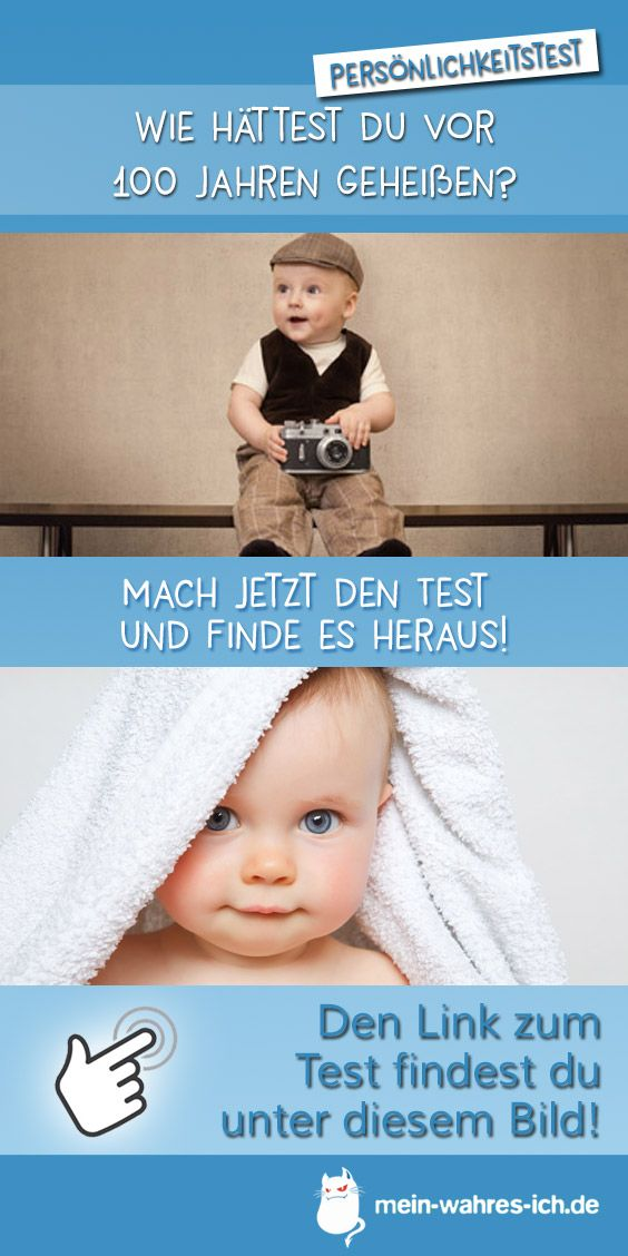 Babynamen Test