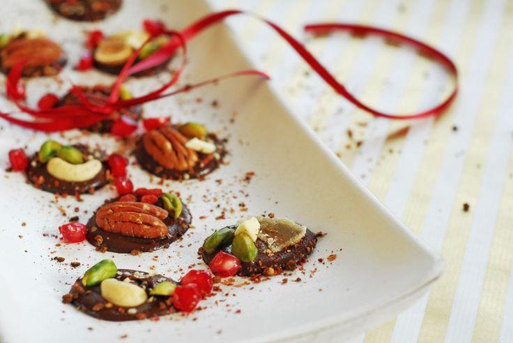 Čokoládové placičky