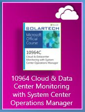 10964 Cloud & Datacenter Monitoring with System Center Operations Manager  Microsoft Training Course This five-day course equips students with the skills they require to deploy and configure System Center 2012 R2 Operations Manager