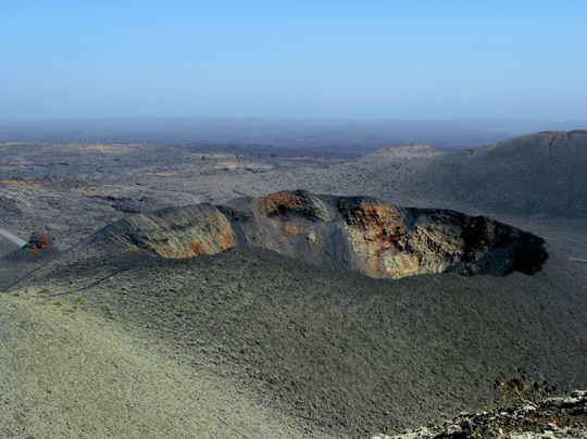 Parque Nacional de #Timanfaya, #Lanzarote #IslasCanarias #Latituddevida