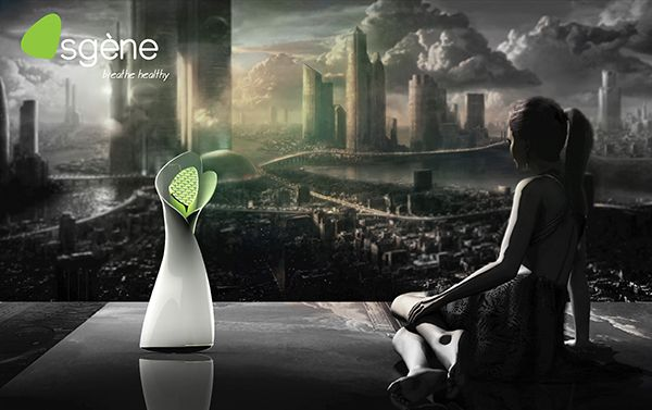 An Awesome Aerobic Appliance | Yanko Design