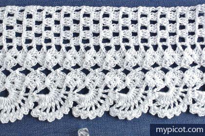 MyPicot | patrones de ganchillo gratis