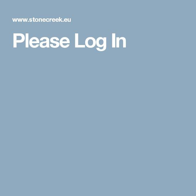 Please Log In