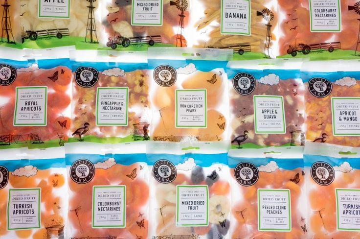 Cecilia's Farm dried fruit range available at our online shop www.ceciliasfarm.co.za/shop