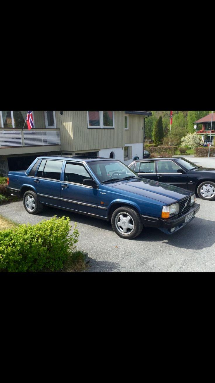 89 volvo 740 Turbo 95 volvo 960
