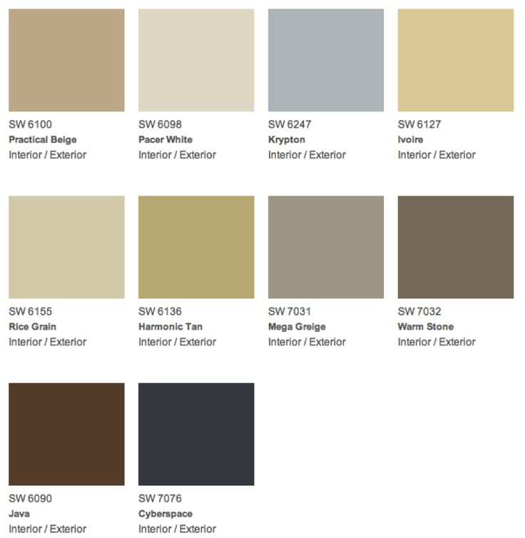 Our naturally neutral collection is sophisticated and for Sherwin williams neutral paint colors