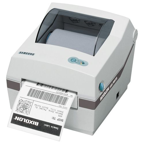 Direct Thermal Label Printer   Fast Printing Speed up to5.1 inch/sec   Multiple interface onboard:   RS-232C, IEEE Parallel & USB or Ethernet, Parallel & USB   Logo Printing (BMP & PCX)   Internal or External Roll   Peel-off (Dispenser) sta