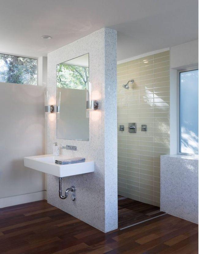 Sprchovací kút bez vaničky: Systém walk-in má plusy aj mínusy | LepšieBývanie.sk