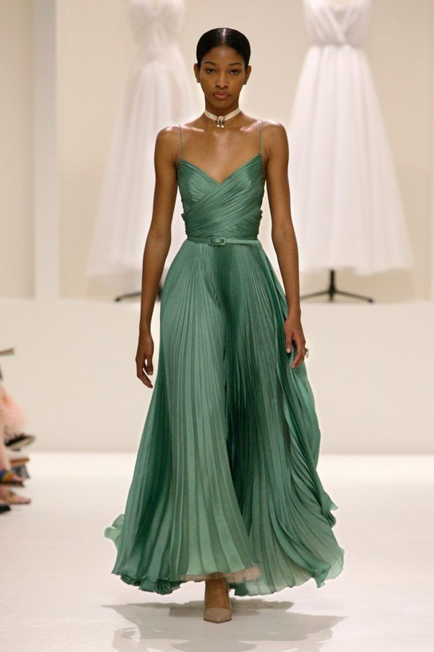 DIOR Fall Winter 2018.19 Haute Couture Collection  – Fashion // Aysia Woods