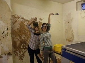 Remove Woodchip...or use extra thick insulating liner paper?!