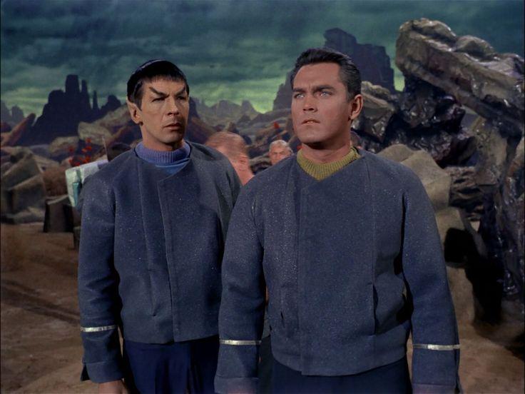 Star Trek Season 1 Episode 3 - Where No Man Has Gone Before (22 - dr bashir i presume
