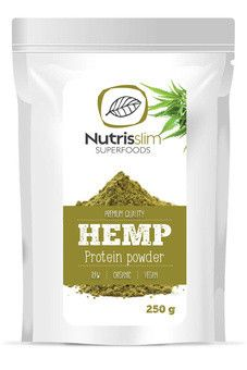 Nutrisslim Bio Protein Konoplje 250 g | Ljekarnik.hr