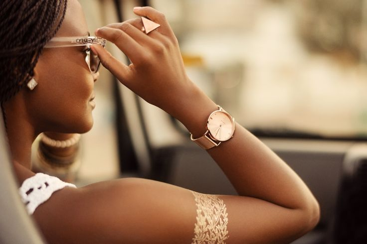 NICK CABANA Elixir Rose Gold Metallic Bracelet Κωδικός NC104
