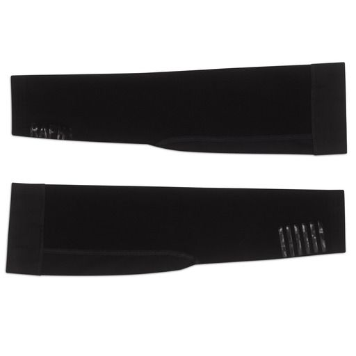 Wind- and water-resistant arm warmers made from the pioneering Pro Team Shadow fabric, as worn by Team Sky at the Belgian Classics.