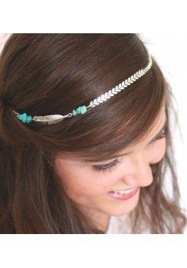 Boutique en ligne : www.les-frangines.fr   /  Headband / accessoires cheveux / barrete / cheveux / coiffure / chignon / mariée / plume / fleurs / perles / discret / rose / bandeau / couronnes fleurs / ivoire / dentelle / bijoux de cheveux / accessoire cheveux / bijoux /  accessoire mariée  / mariage  // Bijoux de tête - Les Frangines