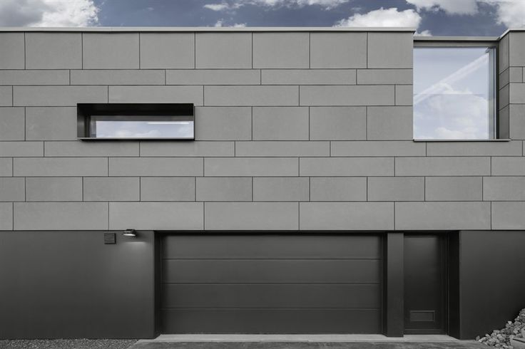 EQUITONE Fibre Cement - Engineered Assemblies