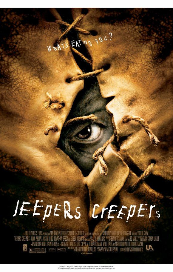 Jeepers Creepers 11x17 Movie Poster (2001)