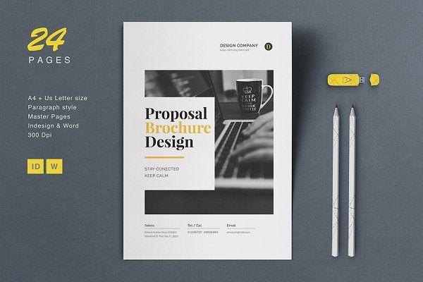 Proposal Brochure - Brochures - 1