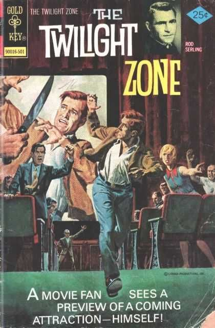 Best Book Cover Zone : Best the twilight zone outer limits além da