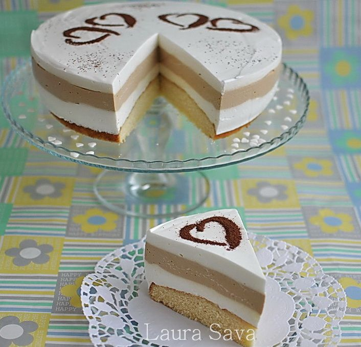 Tort Latte Macchiato