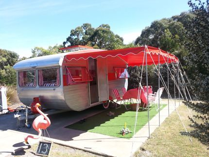 VINTAGE RETRO CARAVAN | Caravans | Gumtree Australia Mornington Peninsula - Rosebud West | 1130507905