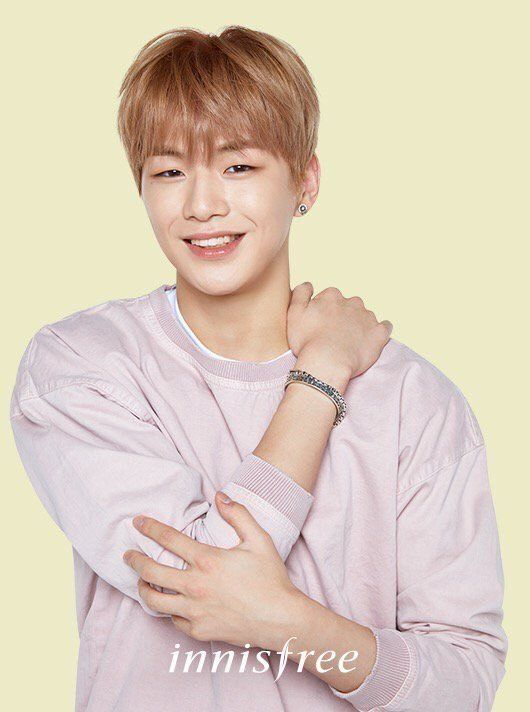 WANNA ONE | kang daniel