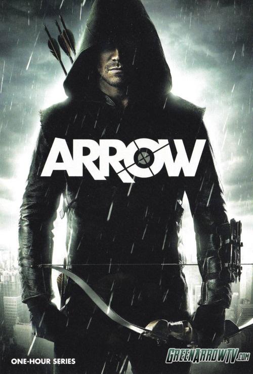 Tumblr - coming soon on The CW. Arrow!