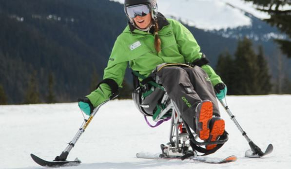 Our adaptive program makes snow sports accessible to everyone, whatever their ability. Programs are specialized to meet the needs of individuals with cognitive or physical disabilities.