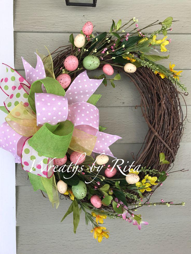 Spring has sprung 60 best Wreaths by