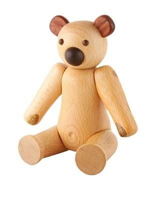 37% OFF Soopsori Wooden Bear