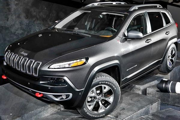 New Jeep Cherokee 2014 Evolved SUV For Less Than $23000