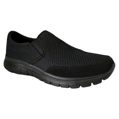 Men's S Sport By Skechers Optimal Performance Athletic Shoes - Black 10.5