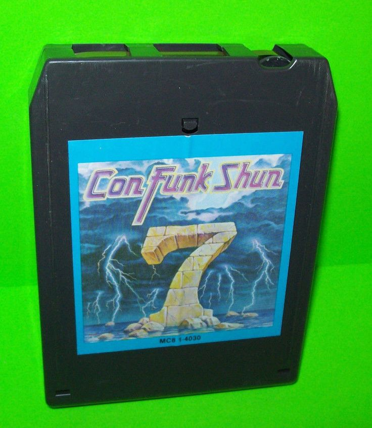 Inside Of A 8 Track Tape: 47 Best Images About Con Funk Shun On Pinterest