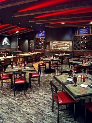 Dinner at the Tulalip Bay and Blackfish restaurants in the Tulalip Casino.  Very hard on the budget but intending to get there soon.
