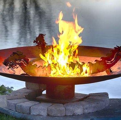 Emergence Firebowl Fire pit
