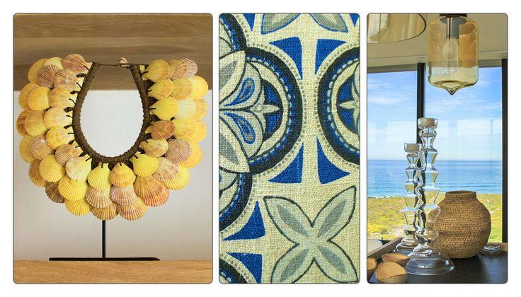 Shell necklaces from Amatuli Artefacts.  #Ocean House #Morukuru #De Hoop #South Africa #decor #design #Africa #nature #necklace #art #interior #shell