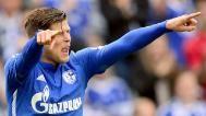 Klaas-Jan Huntelaar im FC Schalke 04 Trikot